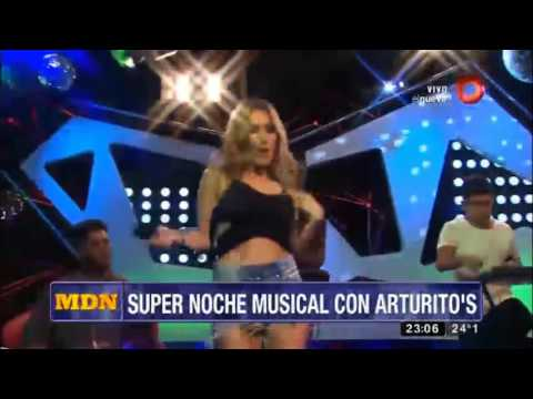 Arturito's en Mejor de Noche (2/3/2017)