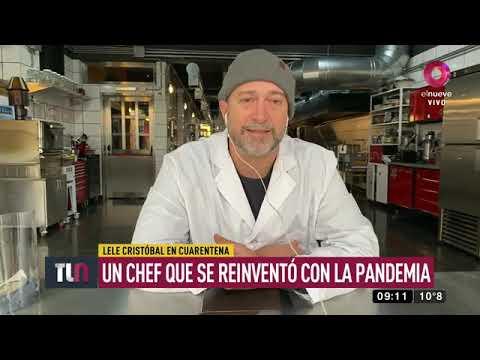 Nota TeleNueve - LELE CRISTOBAL