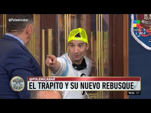 """""""El trapito"""" y su nuevo rebusque: mirá el sketch de Nazareno"""