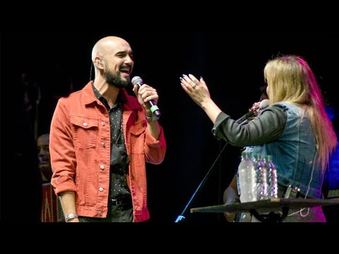 Oncemil & Hasta El Fin del Mundo | Karina ft. Abel Pintos (En Vivo)