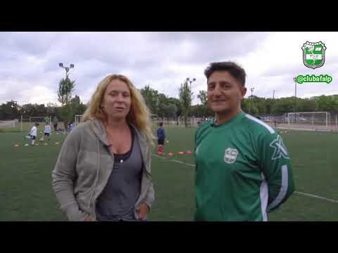 Club A.F.A.L.P - Charla motivacional - Vanina Oneto