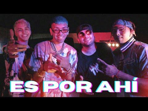 Los Nota Lokos ft. El Apache Ness - Es Por Ahí (Video Oficial)