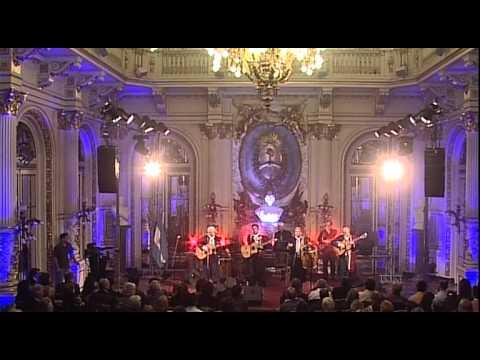 Los 4 de Córdoba. Música en el Salón Blanco