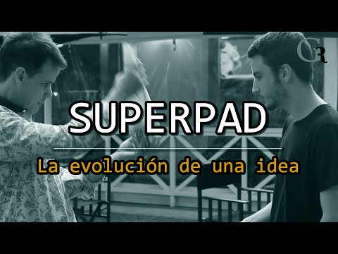 Superpad By Gustavo Raley - La evolución de una idea