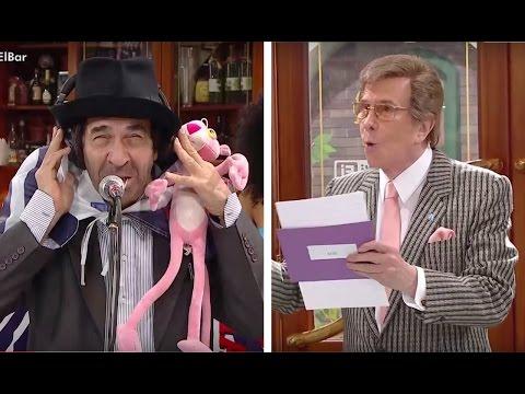 ¡Qué nostalgia! Ping-pong de Minguito con Silvio Soldán - Polémica en el Bar