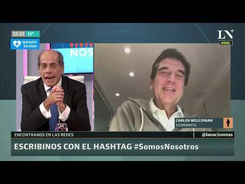 Carlos Melconian a fondo con Willy Kohan: ¿Cómo será la salida económica de la cuarentena?