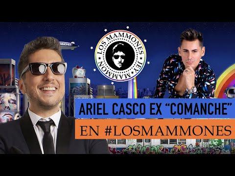 "#MusicalMammon: Ariel Casco Ex ""Comanche"" - Los Mammones"