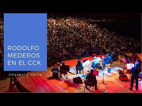 """""""Olvido"""" - RODOLFO MEDEROS OT & NEGRO FALÓTICO en el CCK (2016)"""