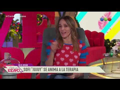 """Sofía """"Jujuy"""" Jiménez en el diván de Vero - Cortá por Lozano 2020"""