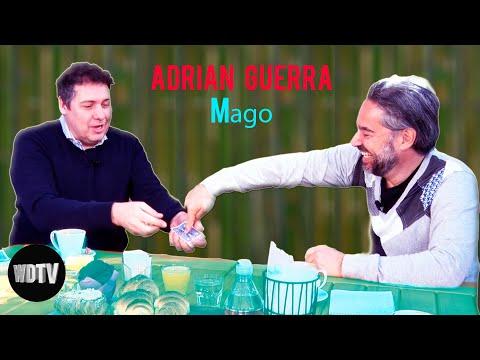 WDTV - Entrevista a Adrián Guerra (Programa N°4)