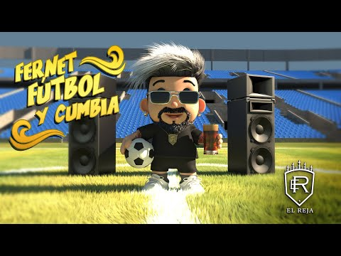 Reja Fernet Fútbol y Cumbia