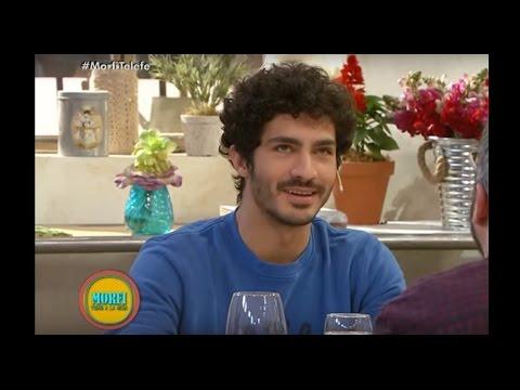 En la mesa con El Chino Darin y Nazareno Casero - Morfi