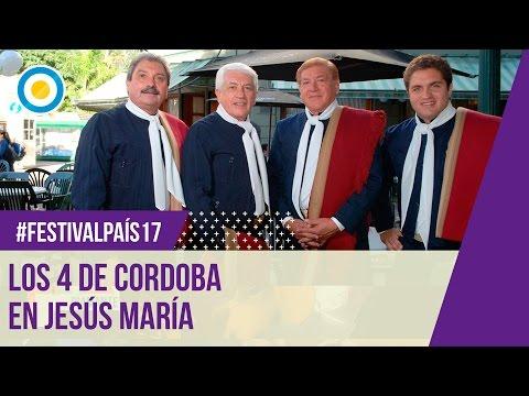 Festival País '17 - Los 4 de Córdoba en el Festival Nacional de Jesús María 2017