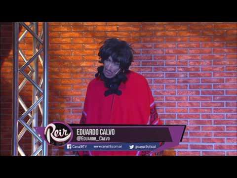 Eduardo Calvo en Hora de Reír