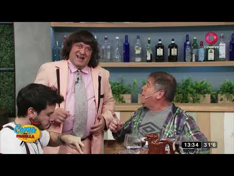 Carna a la Parrilla: Los divertidos chistes de Alfredo Silva