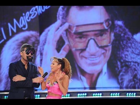 Iliana Calabró homenajeó a su papá y emocionó a Tinelli