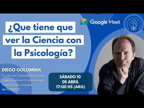 ¿Que tiene que ver la Ciencia con la Psicología? | Diego Golombek | MEPC