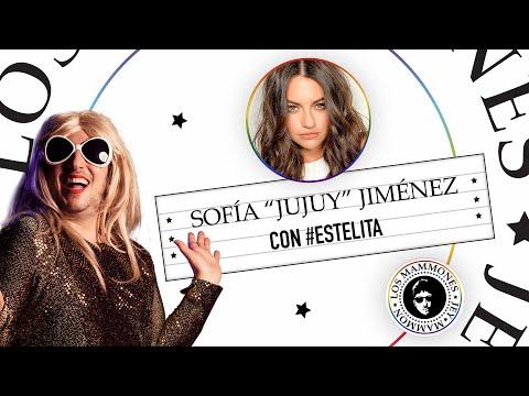 """Sofia """"Jujuy"""" Jiménez: """"Una vez me escribió Neymar"""""""