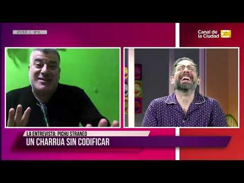 La cuarentena de los famosos: Entrevista a Pichu Straneo en Para Alquilar Balcones