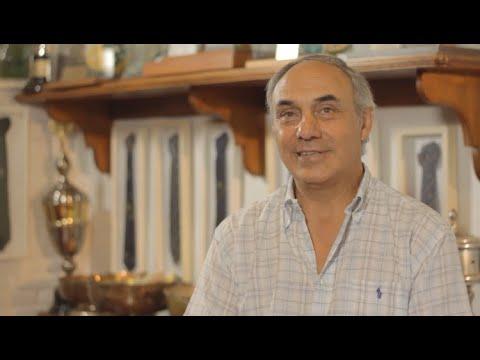 Marcelo Loffreda y Los Pumas