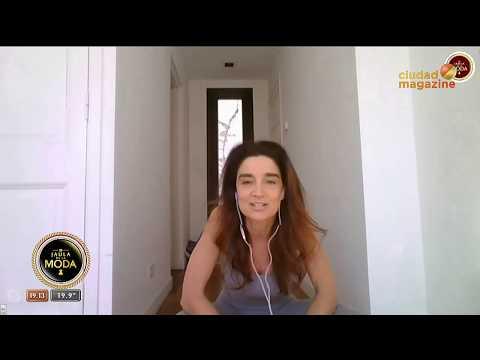 """Verónica Varano: """"Tuve que aprender a hacerme todo sola"""""""