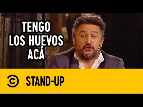 Cagáte En La Educación y En La Justicia   Pablo Fábregas   Stand Up   Comedy Central Argentina