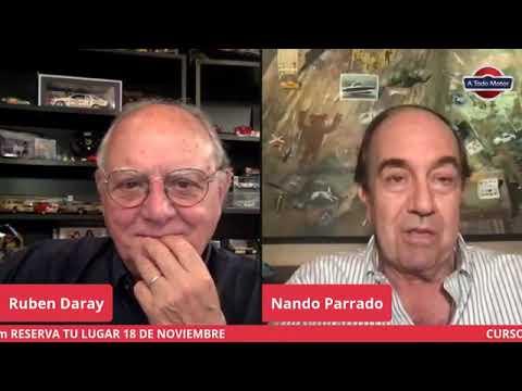Ruben Daray con Nando Parrado 28102020
