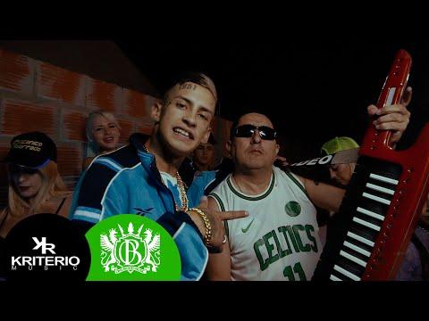 L-Gante, Me Dicen Fideo, DT.Bilardo - Donde Están Los Guachos - CUMBIA 420