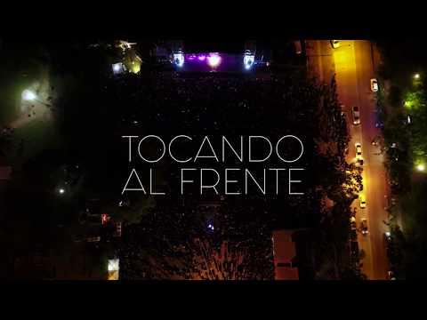 Soledad - Tocando al frente (En vivo en Arequito)