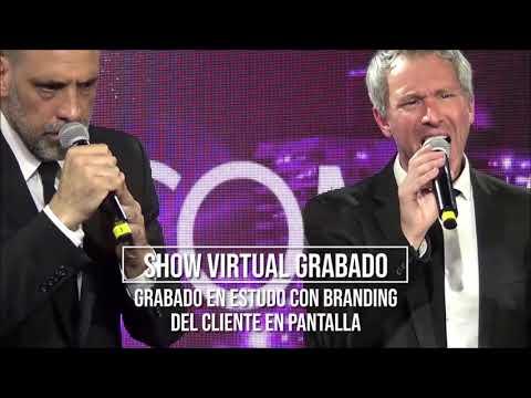 Contratar a VoxPop - Humor y música sin instrumentos en tu evento virtual