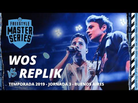 WOS vs REPLIK | FMS Argentina - Jornada 3 | Temporada 2018/2019 | Urban Roosters