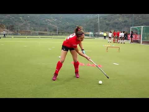 Clinica de Hockey por Luciana Aymar Cap 22