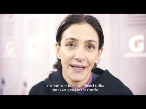 Gatorade | Promo Experiencias | Clínica con Luciana Aymar