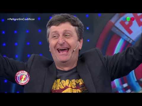 Duelo de imitaciones con Pichu y Pato Muzzio - Peligro Sin Codificar 2019