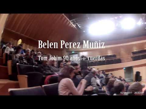 Belen Perez Muñiz -Tom Jobim 90 años + cuerdas - Usina del Arte