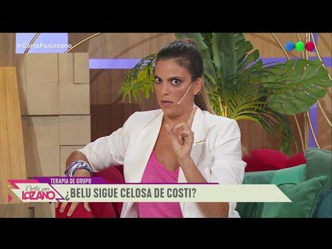 ¡Terapia de grupo para Belu Lucius y Costi!- Cortá Por Lozano 2021