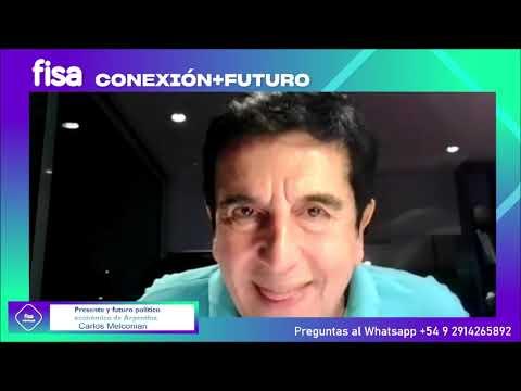 Contratar a Carlos Melconian - Conferencia para FISA Virtual