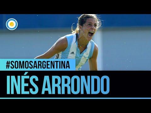 Inés Arrondo en #SomosArgentina