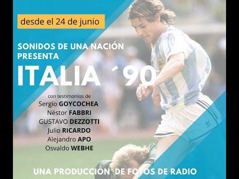 SDUN - Mundial ITALIA 1990 - Sergio Goycochea