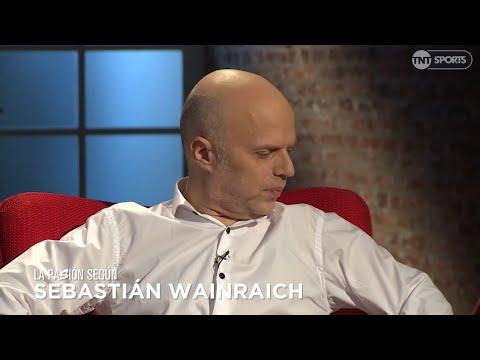 La pasión según Sacheri: Hoy, Sebastián Wainraich