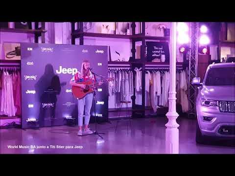 Contratar a Titi Stier - Evento para Jeep