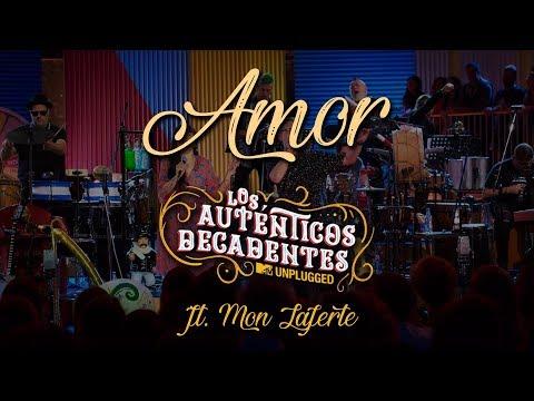 Los Auténticos Decadentes - Amor (Ft. Mon Laferte) [MTV Unplugged]