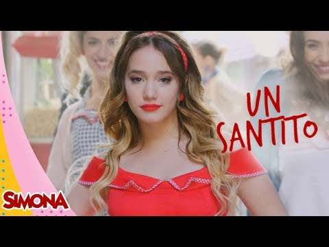 SIMONA | UN SANTITO (Video Clip Oficial)