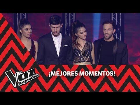 """¿Quién ganó """"La Voz Argentina"""" 2018? - La Voz Argentina 2018"""