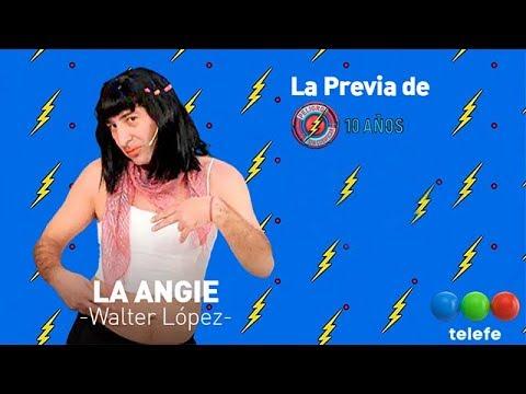 "La Previa de Peligro Sin Codificar con ""La Angie"""