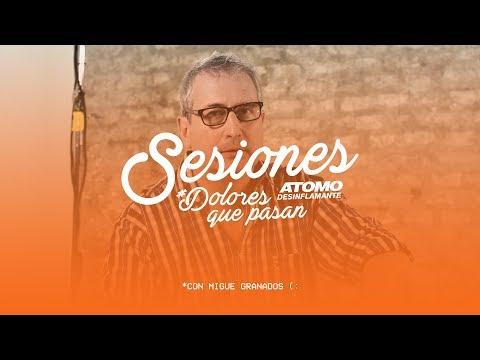 Luis Rubio (Eber Ludueña) - Sesiones con Migue Granados (: