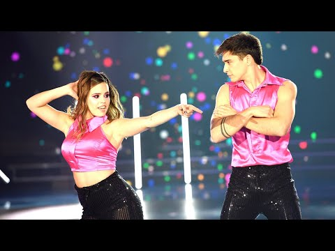 ¡Volvió #Serrandin! Julián Serrano y Sofi Morandi no defraudaron en su #Disco