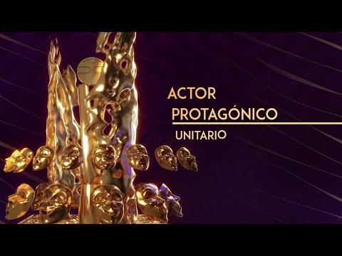 Peter Lanzani Mejor Actor Protagónico Unitario - Premios Tato 2017