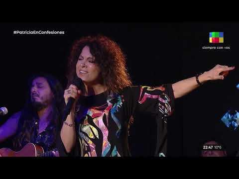 """Patricia Sosa canta """"Sólo quiero rock and roll"""" y """"Para amarte una vez más"""" en Confesiones"""