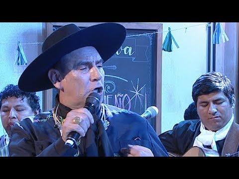 """El Chaqueño Palavecino canta """"Nadie lo sabe"""" - Morfi"""